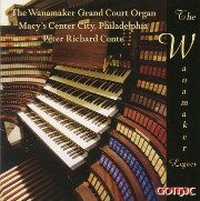 Peter Conte Plays the Wanamaker Organ