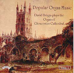 David Briggs plays the Organ of Gloucester Cathedral
