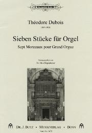 Dubois: Seven Organ Works