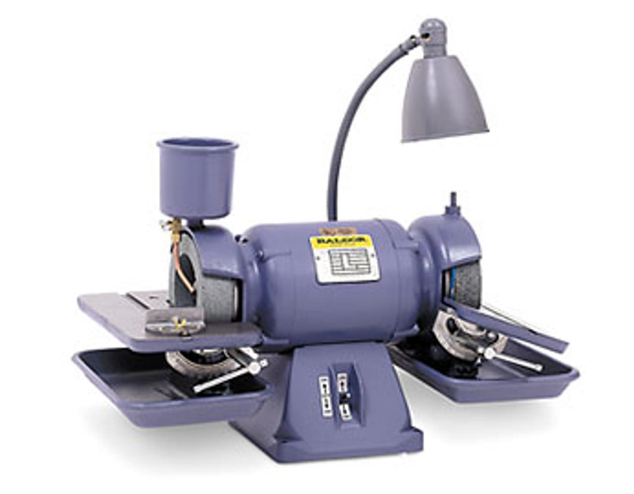 Terrific Baldor 500 6 Tool Grinder 115 Volt 1 2 Hp Pdpeps Interior Chair Design Pdpepsorg