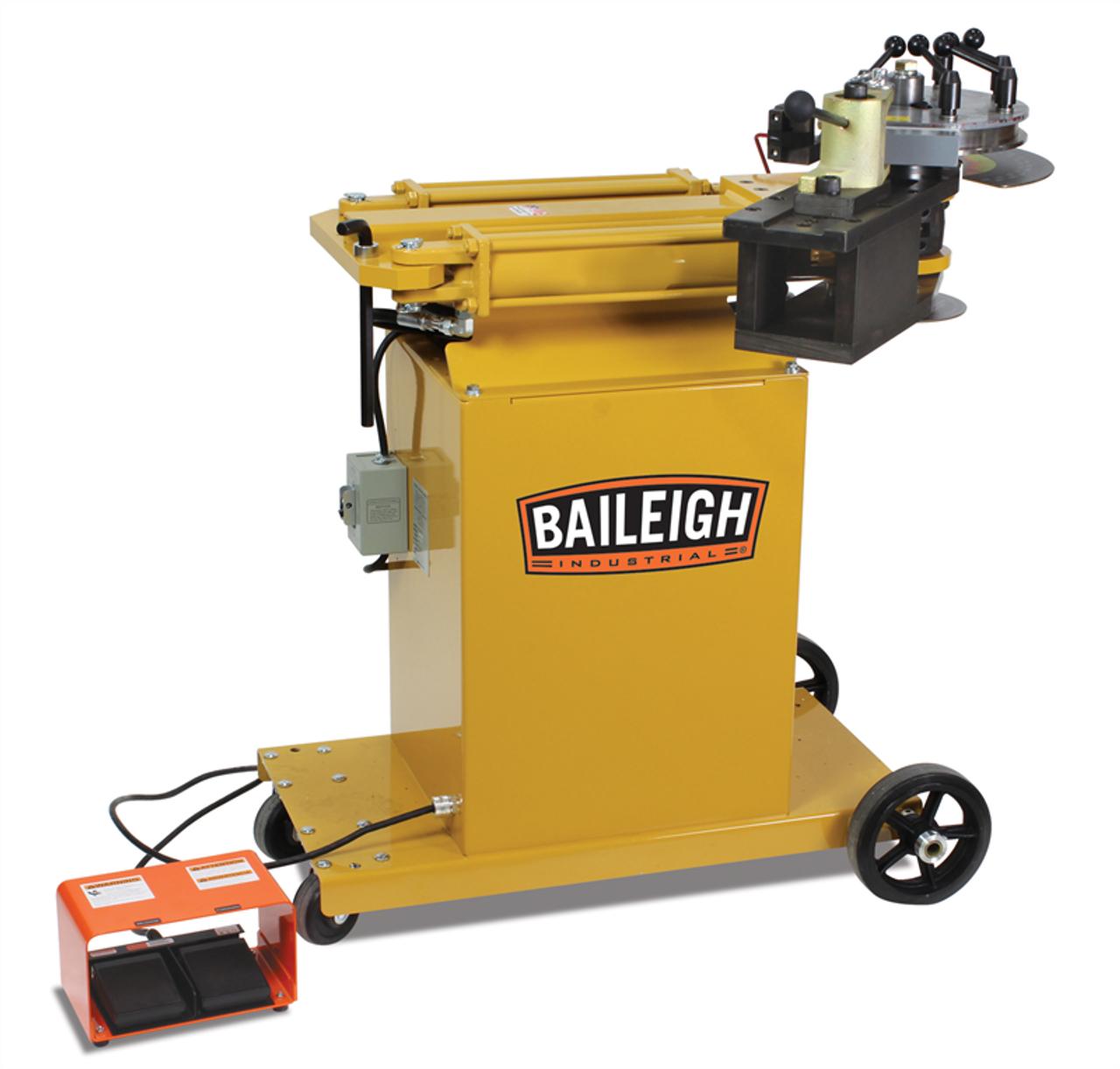 Baileigh Industrial RDB-150-AS Tube Bender