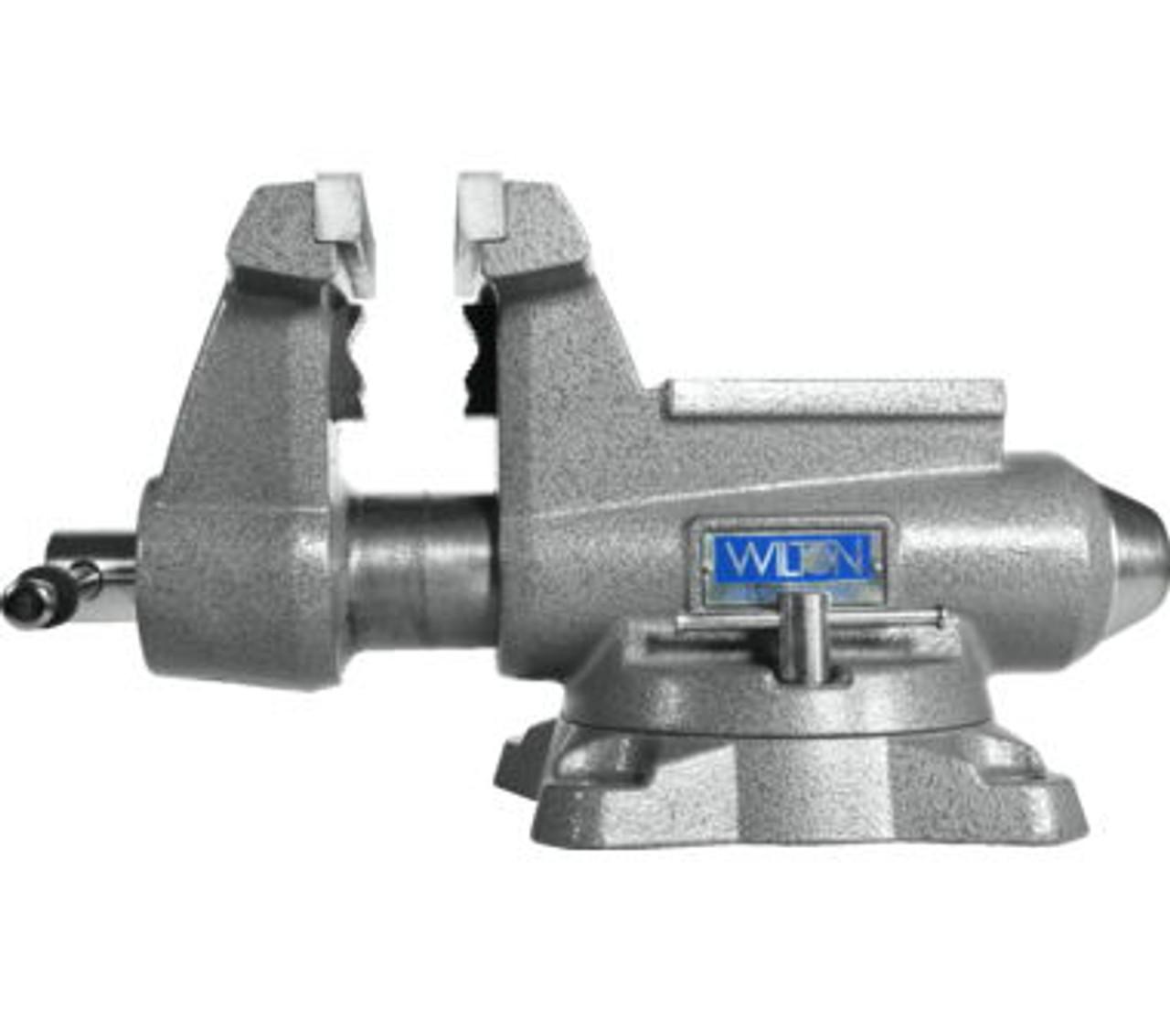 Swell Wilton 865M Mechanics Pro 6 1 2 Vise With Swivel Base Short Links Chair Design For Home Short Linksinfo