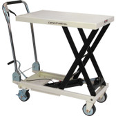 Jet 140777 SLT-660F, Folding Handle, Quick-Lift Pump, 660-lb. Capacity Cart