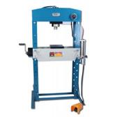 Baileigh Industrial HSP-50A 50 Ton Air/Hydraulic Shop Press