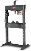 Dake 8-080 75 Ton Elec-Draulic II Rapid Ram Hydraulic Press