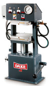 Dake 44-225 25-Ton Laboratory Press