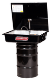 Fountain Industries CleanMaster 230 30 Gal Drum Mounted Parts Washer