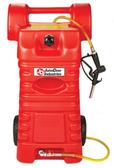 JohnDow FC-25PFC 25 Gal Poly Gas Caddy