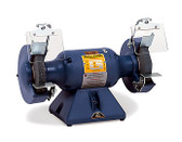 """Baldor 7"""" Grinder and Buffer, 3,600 RPM, Stamp Steel Tool Rest, Non-Exhaust"""