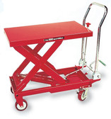 AFF Hydraulic Table Cart
