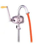 AFF 8071 High-Volume Aluminum Rotary Pump