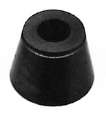 "Coats 110411 Medium Cone, 28mm, (2.25"" - 3.00"")"