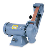 Baldor Adjustable Speed Belt Sander (1 PH)
