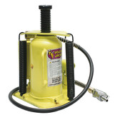 Esco 10446 20 Ton Air/Manual Bottle Jack