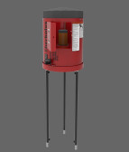 Herkules OFC1 Oil Filter Crusher