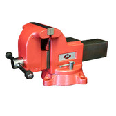 "AFF 6"" General Duty Swivel Vise"