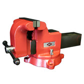 "AFF 8"" General Duty Swivel Vise"