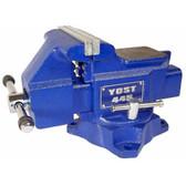 "Yost 4 1/2"" Utility Bench Vise"
