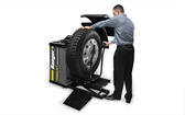Ranger RB24T Super-Duty Wheel Balancer with Drive-Check