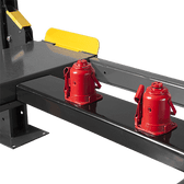 BendPak JP-6 Telescoping Sliding Jack Platform