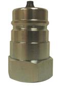 "JohnDow HA-15242-00 Quick Disconnect Fluid Male Coupler 3/4"""