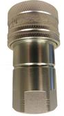"JohnDow HA-15241-00 Quick Disconnect Fluid Female Coupler 3/4"""