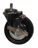 "JohnDow 30GC-48 5"" Locking Front Caster"