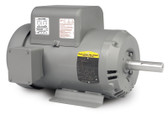 Baldor GDL1605T 5 HP 1725 RPM Single Phase ODP Grain Dryer Centrifugal Fan Motor