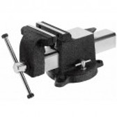 "Yost 5"" 905-AS All Steel Utility Combination Pipe and Bench Vise"