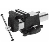 "Yost 6"" 906-AS All Steel Utility Combination Pipe and Bench Vise"