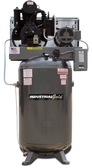 Industrial Gold CI7521E80V-P Platinum Series 7.5 HP 1 Phase Vertical Tank Air Compressor