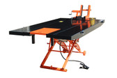 Titan SDML-1000D-XLT 1000 lb. Air Operated Motorcycle Lift