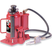 AFF 5520B 20 Ton Capacity Air/Hyd Bottle Jack