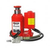 Zinko ZABJ-22PB 22 Ton Capacity Low Profile Air/Hydraulic Bottle Jack