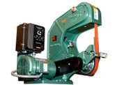 Burr King Model 760 2 X 60 Three Wheel Belt Grinder (BUR75100)