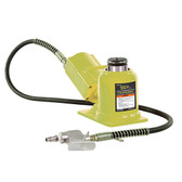 Esco 10399 Yellow Jackit 20 Ton Air/Hydraulic Low Profile Jack