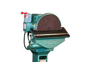 Burr King 29100 Model 12 Bench Disc Grinder (BUR29100)