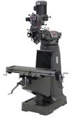 JET 690089 JTM-2 Step Pulley Milling Machine 115/230V 1Ph