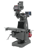 JET 690179 JTM-4VS-1 Mill, 1Ph, ACU-RITE 200S DRO and X-Axis Powerfeed