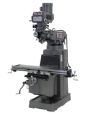 JET 690150 JTM-1050 Mill with X and Y-Axis Powerfeed, 3HP, 3Ph,