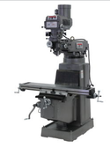 JET 690117 JTM-1050 Mill with ACU-RITE 200S DRO and X-Axis Powerfeed, 3HP, 3Ph