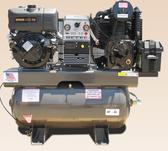 Industrial Gold CI10DEK30-GEN-P Diesel Air Compressor/Generator