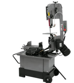 "JET 413452 HVBS-710G, 7"" x 10-1/2"" Horizontal/Vertical Mitering Geared Head Bandsaw"