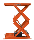 PRESTO DXS 30-5 DOUBLE SCISSORS LIFT