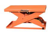 PRESTO XL 24-60 STANDARD DUTY SCISSORS LIFTS