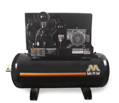 Mi-T-M ADS-23110-120H 120-Gallon Two Stage Electric