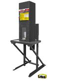 RANGER RP-50FC Industrial 25‐Ton Capacity High‐Speed Oil Filter Crusher