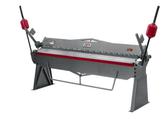 """JET 754115 BPF-16100, 100"""" x 14 Gauge Floor Model Hand Brake"""