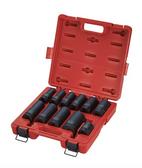 "Sunex 4632 11pc. 3/4"" Dr. Wheel Service Impact Socket Set"