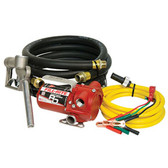 Fill-Rite RD812NH Handheld 12 DC Gas Pump with Hose
